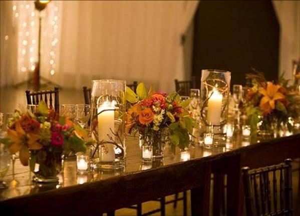 decoração do casamento dicas e fotos