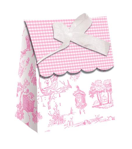 toile-pink-favor-bag
