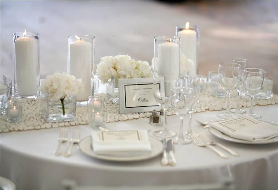 decoracao mesa branca:mesa branca – Amarelo Ouro