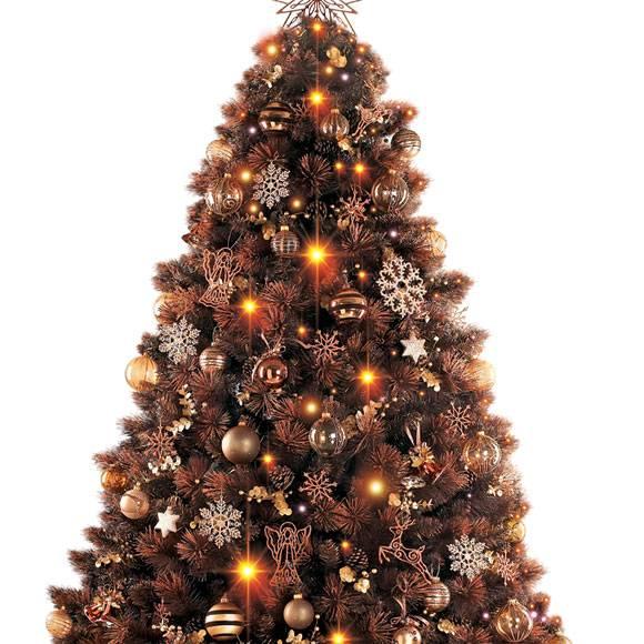 decoracao arvore de natal vermelha e dourada : decoracao arvore de natal vermelha e dourada:arvore de natal vermelha e verde – Amarelo Ouro